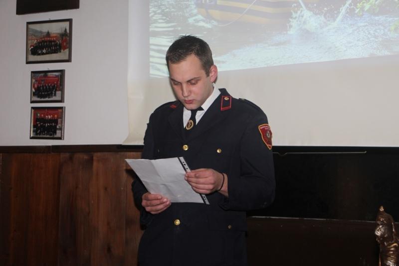 Izvještaj blagajnika Matea Šobana