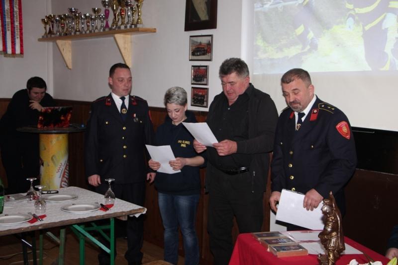 Svečana prisega novih članova