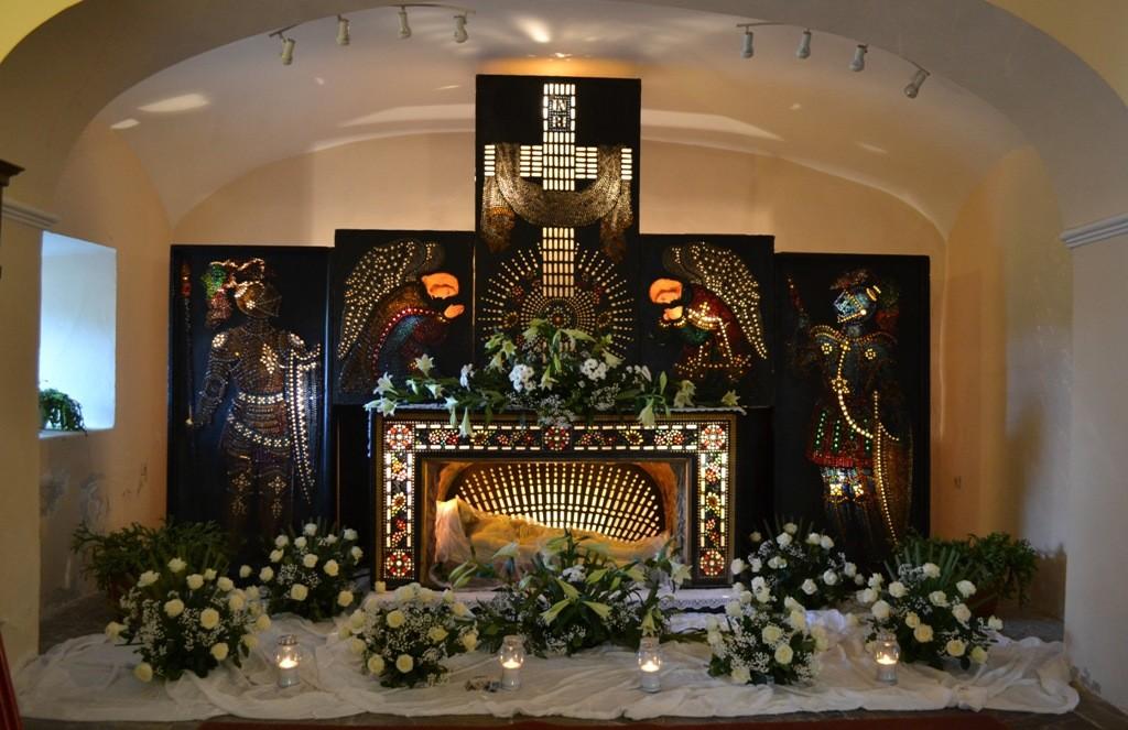 1 Božji grob u Klanjcu